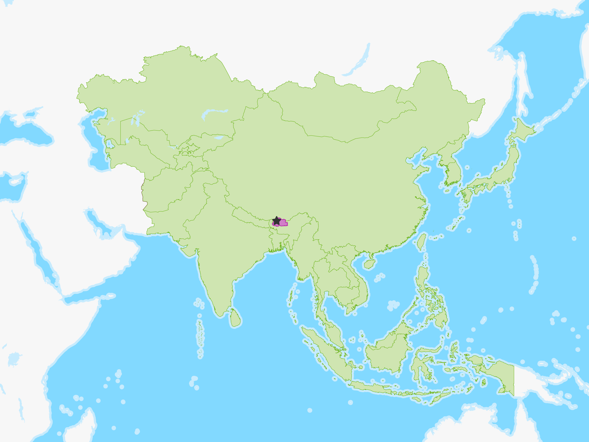 Bhutan | Free Study Maps on map of chile, united states of america, map of india, map of peru, map of sri lanka, map of japan, map of nepal, map of myanmar, map of k2, jetsun pema, map of china, map of middle east, map of iraq, map of singapore, map of tibet, south asia, sri lanka, map of brunei, map of philippines, map of liechtenstein, map of bangladesh, map of turkey, map of himalayas, map of asia,